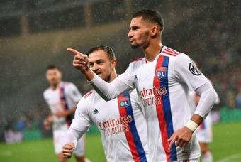 Saint-Étienne résiste à Lyon dans le derby. AFP