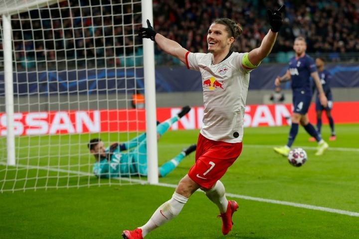 Accord trouvé entre Sabitzer et le Bayern et Lewandowski à Chelsea ? AFP
