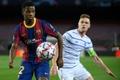 Las posibles alineaciones del FC Barcelona-Dinamo de Kiev. AFP