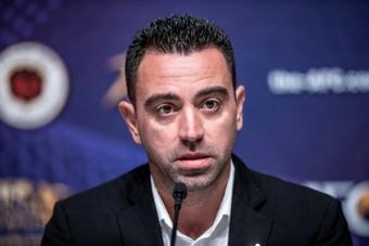 El Barcelona se acerca a Xavi. AFP