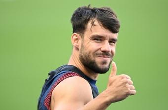 Bernat voltou depois de 13 meses ao PSG. AFP