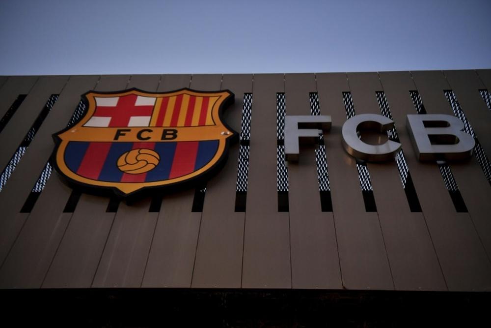 Paciência com o 'apelido' do Camp Nou.AFP