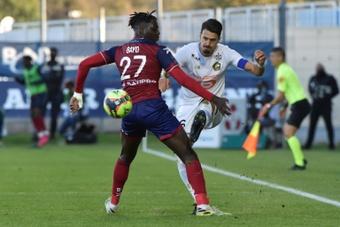 Actualité du jour sur le football français au 16 octobre 2021. afp Lille a concédé une défaite surpr