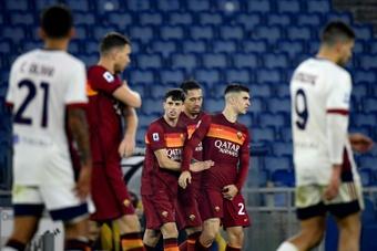 La Roma reconnaît ne pas avoir respecté le Fair Play Financier. AFP