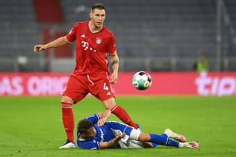 Newcastle could do Bayern a favour with Sule. AFP