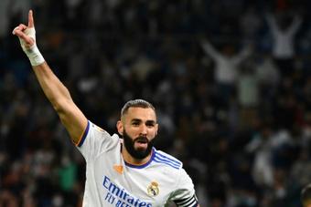 Ismaily ve a Karim Benzema como posible ganador del Balón de Oro. AFP