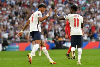 L'Angleterre devra jouer à huis-clos après les incidents lors de la finale de l'Euro. afp