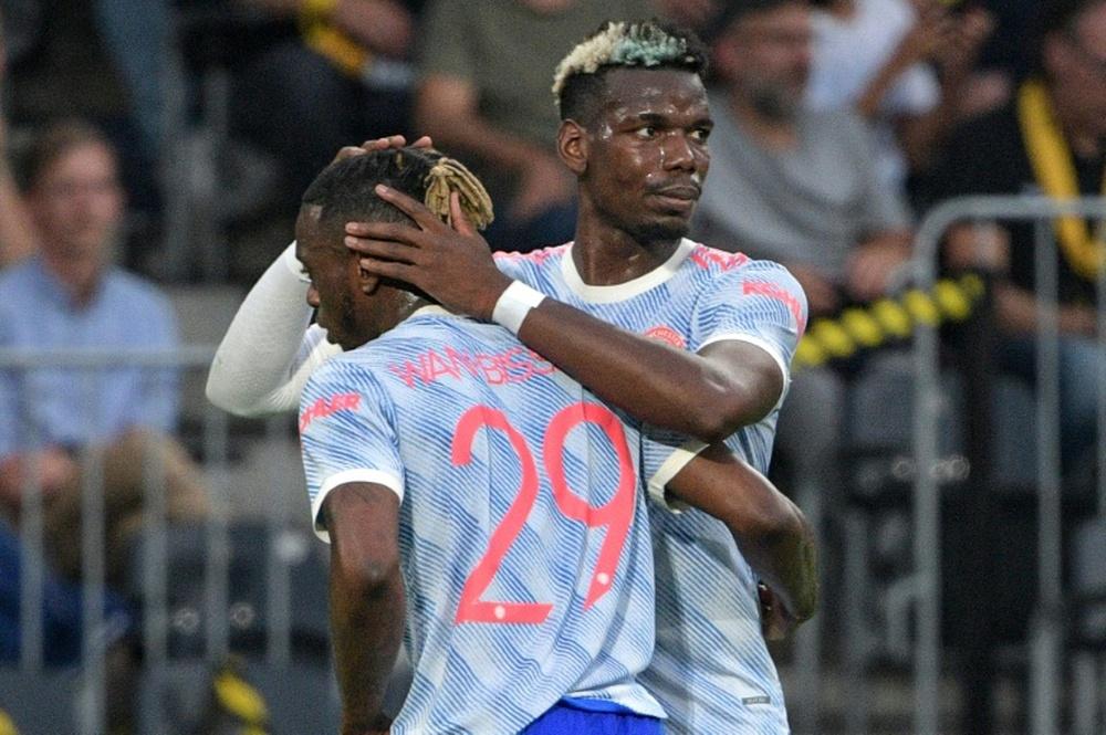 Raiola offre Pogba a Real e Barça. AFP