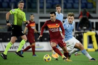 Le formazioni ufficiali di Empoli-Lazio. AFP