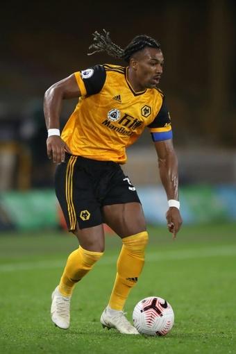 Les Wolves veulent prolonger Adama Traoré. AFP