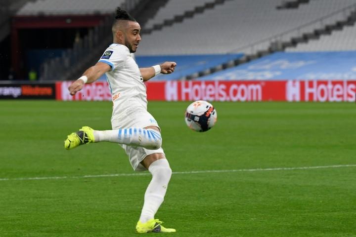 Braga y Marsella empataron a uno. AFP