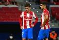 La Real visita el Metropolitano tres semanas después que lo hiciera el Barcelona. AFP