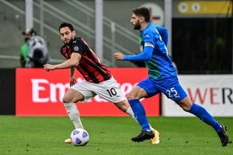 El Sassuolo querrá poner fin a la racha negativa ante el Torino. AFP