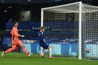 Il Chelsea è in finale di Champions. AFP