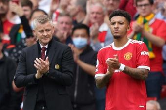 Touché, Jason Sancho quitte le rassemblement de l'Angleterre. AFP