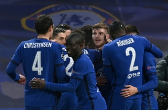 Chelsea's youngsters can't guarantee themselves first team football at the club. AFP