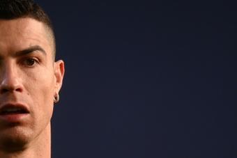 Gravina comentou a contratação de CR7 pela Juve.AFP
