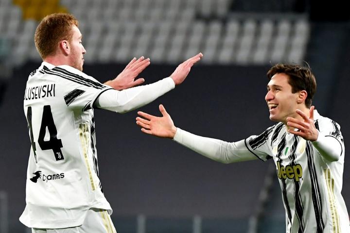 Ultim'ora del calcio italiano in data 20 ottobre 2021. AFP