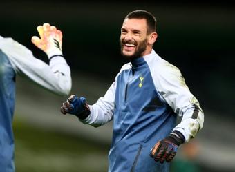 Tottenham veut absolument prolonger Hugo Lloris. AFP