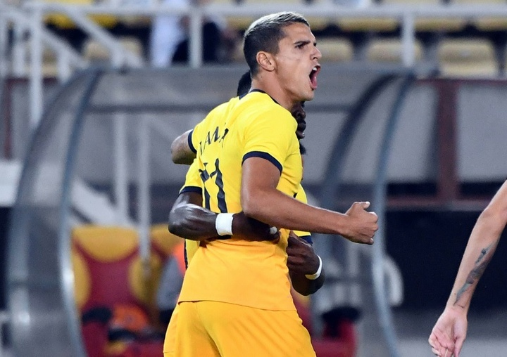 Lamela will say goodbye to Spurs and the Premier League. AFP