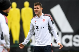 Hernandez asked the court to serve his time in Germany. AFP