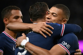 Mbappé y Bernat lideran una lista sin Neymar, Messi ni Ramos. AFP