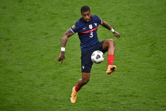 Kimpembe doesn't want to warm the bench and could look for a move elsewhere. AFP