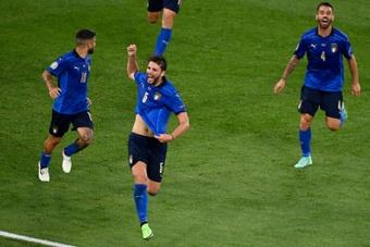 Locatelli está ainda mais perto da Juventus. AFP
