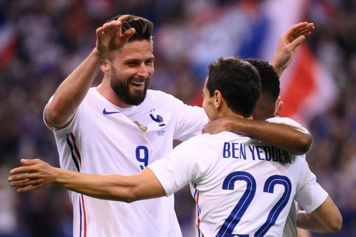 Que seleções estão vacinadas para o Euro 2021?. AFP