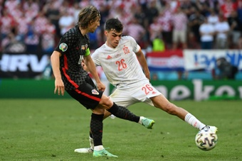 Six players that featured at the Euros drew against Japan. AFP
