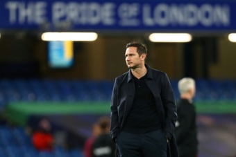 Tuchel did not see Lampard's sacking as fair. AFP