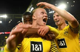 Le classement des meilleurs buteurs de Bundesliga 2021-2022. AFP