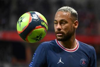 Neymar casi ficha por el Chelsea en 2013. AFP