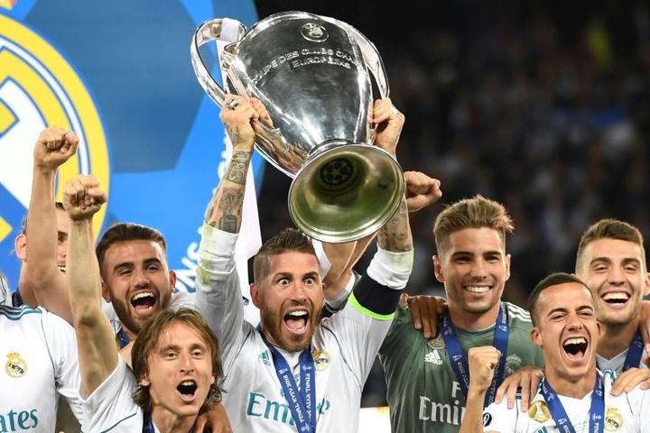 Ramos podría sumar otro título a su palmarés en unas condiciones curiosas. AFP