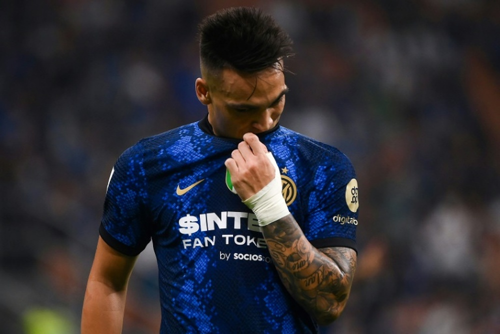 Inter will spend 100,000 euros on getting back South American internationals. AFP