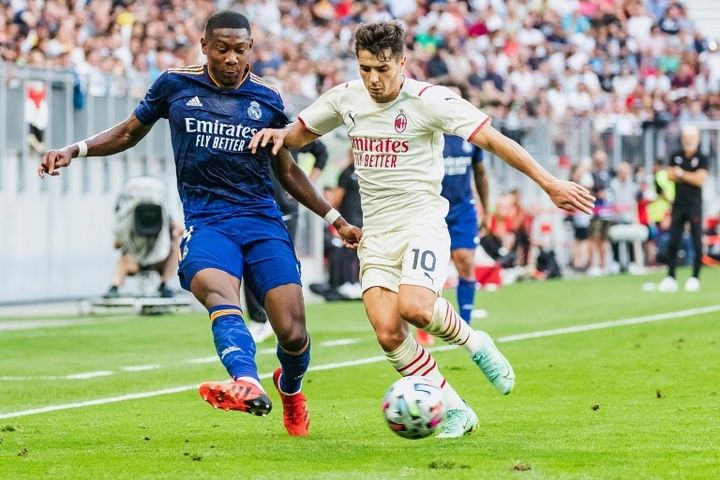 Alaba et Camavinga dans la liste du Real Madrid pour la Ligue des champions. afp