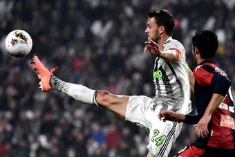 A Juve quer conseguir 50 milhões com três jogadores. AFP