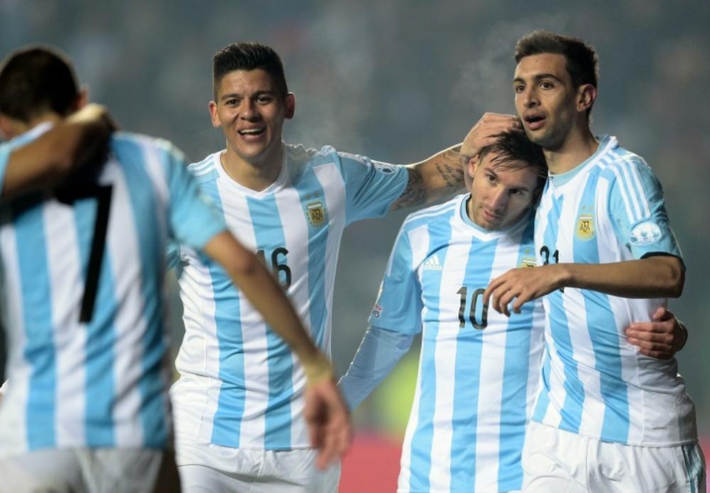 Javier Pastore valide le choix de Lionel Messi au PSG. AFP