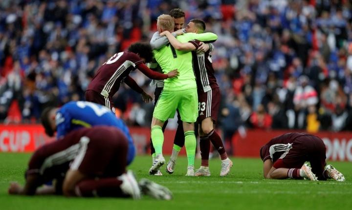 Ricci y Bertrand, objetivos del Leicester. AFP