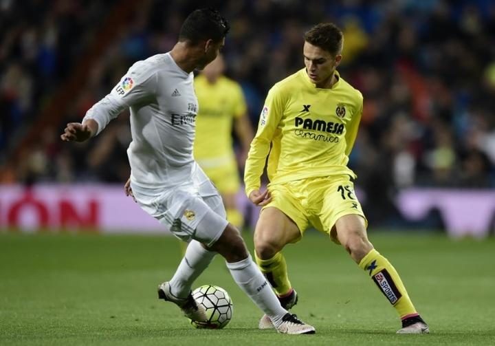 Denis Suárez podría volver al Villarreal. AFP