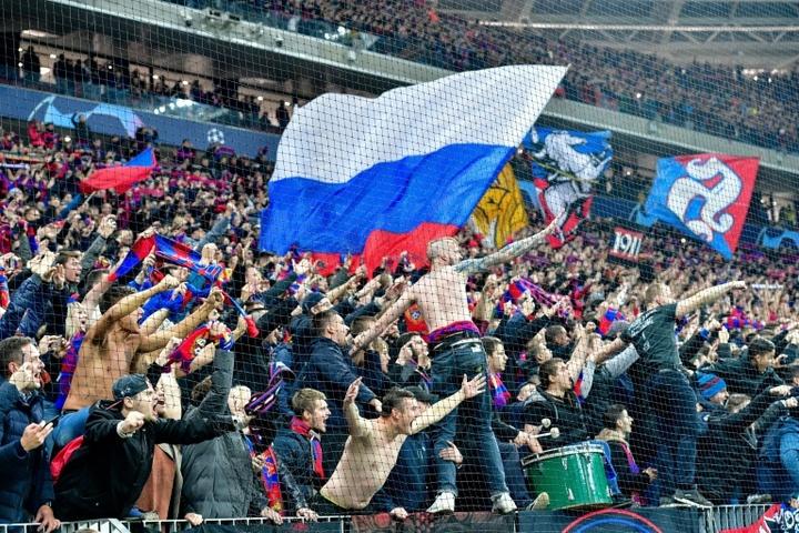El CSKA rechazó vacunarse contra el COVID-19. AFP