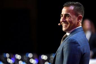 Cannavaro habló sobre el Balón de Oro. AFP