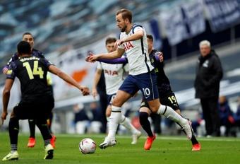 El United no irá a por Kane: ve mejor opción a Haaland. AFP