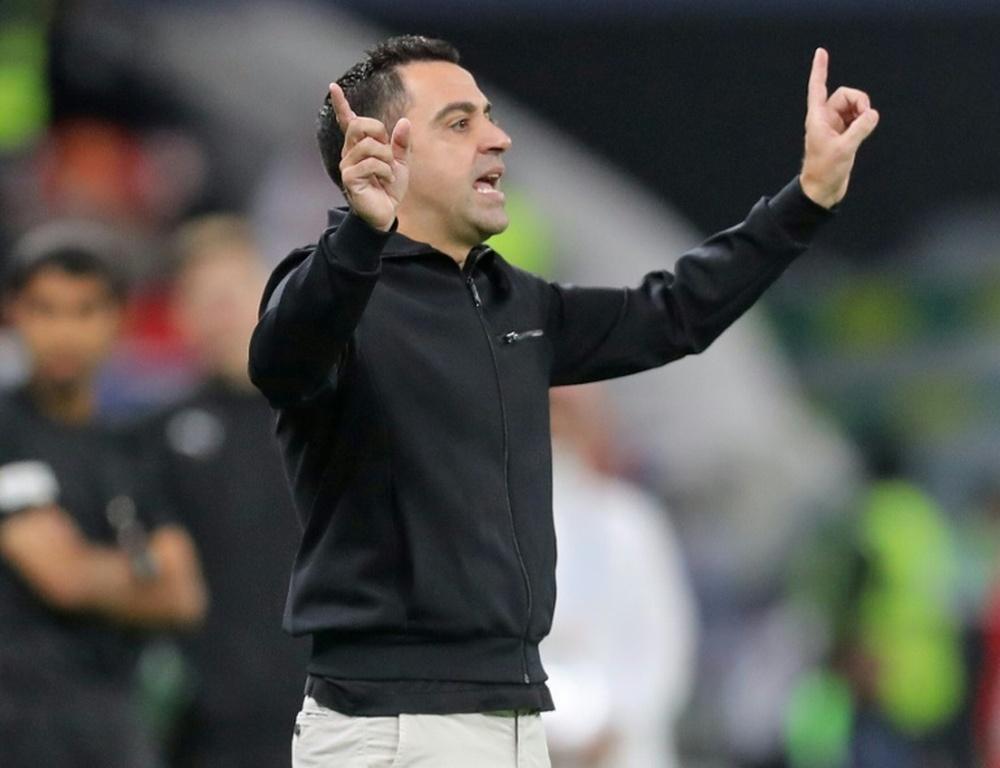 Xavi de retour au Barça ? AFP