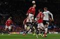 Scholes destacó la gran noche de Cristiano, pero cree que este United no carbura. AFP