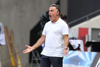 La colère de Galtier après la défaite de Nice