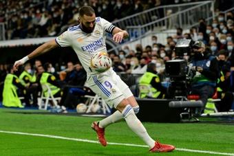 Il Real Madrid pareggia contro l'Osasuna. AFP
