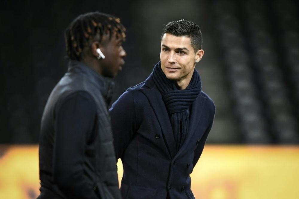 Kean de retour à la Juventus pour remplacer Ronaldo. Goal