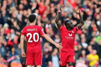 Liverpool et Manchester City se neutralisent. AFP