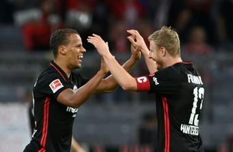 Le Bayern chute pour la première fois cette saison. AFP